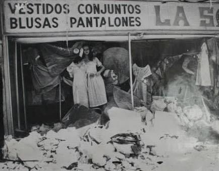 El desastre de las costureras, 1985.