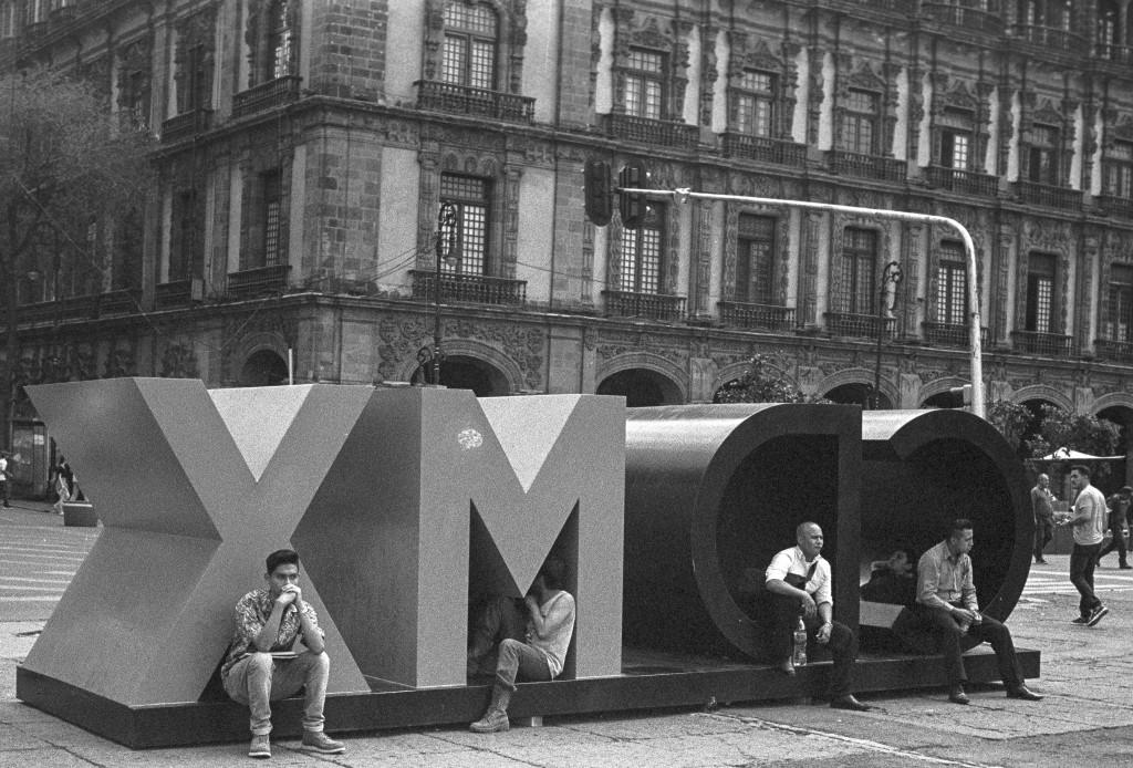 """""""Una nueva ciudad"""". Fotografía de Ángel Jara Taboada."""