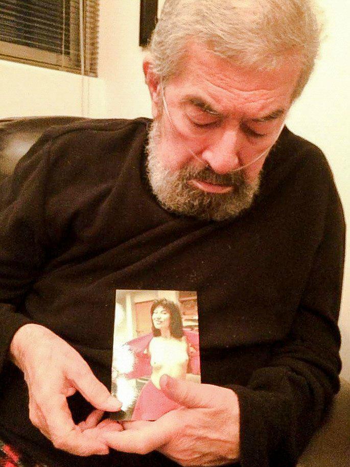 """""""Las famosas fotos de El diván""""."""