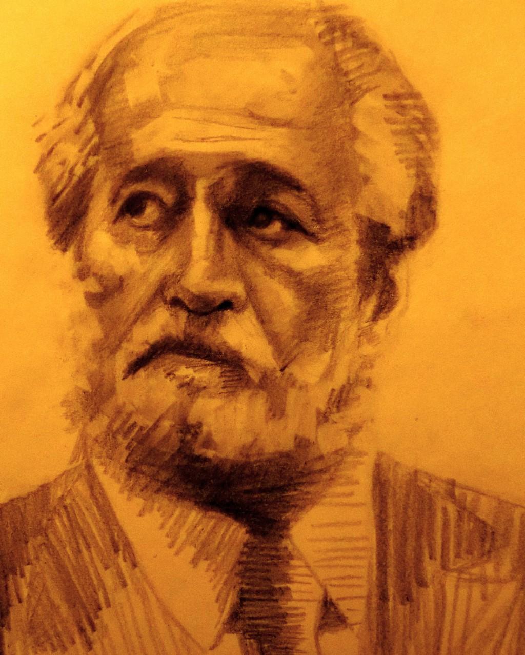 Luis Villoro. Por Fernando Lezama.